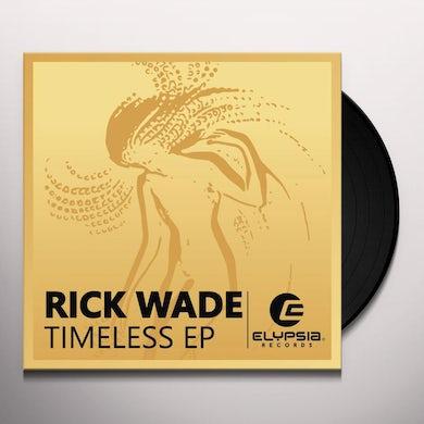 Rick Wade TIMELESS Vinyl Record