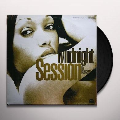 Buscemi MIDNIGHT SESSION Vinyl Record