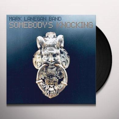 Mark Lanegan SOMEBODY'S KNOCKING Vinyl Record