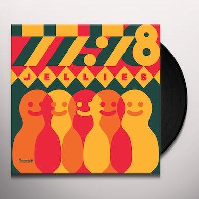77:78 JELLIES Vinyl Record