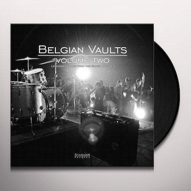 BELGIAN VAULTS 2 / VARIOUS Vinyl Record