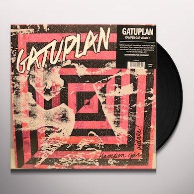 KAMPEN GAR VIDARE! Vinyl Record