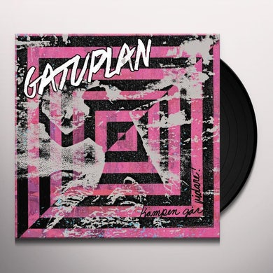 Gatuplan KAMPEN GAR VIDARE! Vinyl Record