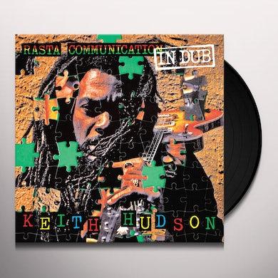 Keith Hudson RASTA COMMUNICATION IN DUB Vinyl Record