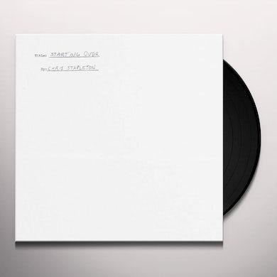 Chris Stapleton Starting Over (2 LP) Vinyl Record