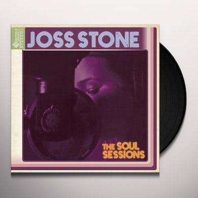 Joss Stone SOUL SESSIONS Vinyl Record