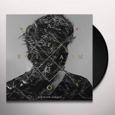 Bertrand Cantat AMOR FATI Vinyl Record
