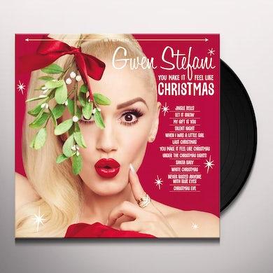 Gwen Stefani YOU MAKE IT FEEL LIKE CHRISTMAS Vinyl Record