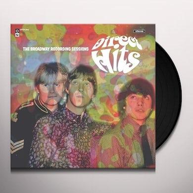 BROADWAY RECORDING SESSIONS Vinyl Record