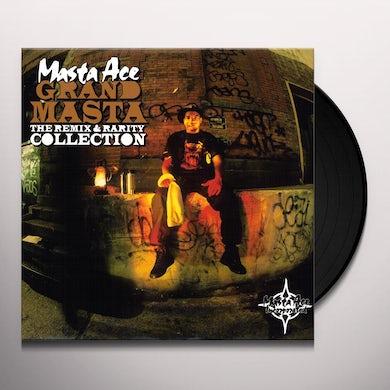 Masta Ace GRAND MASTA: THE REMIX & RARITY COLLECTION Vinyl Record - Remixes