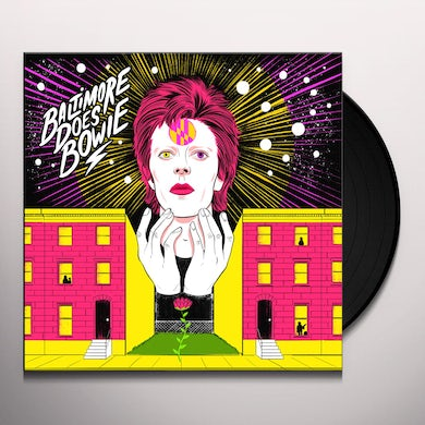 BALTIMORE DOES BOWIE / VARIOUS Vinyl Record