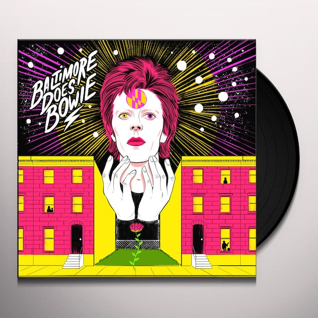 Baltimore Does Bowie / Various