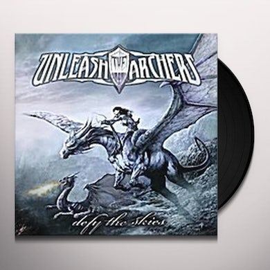 Unleash The Archers DEFY THE SKIES Vinyl Record