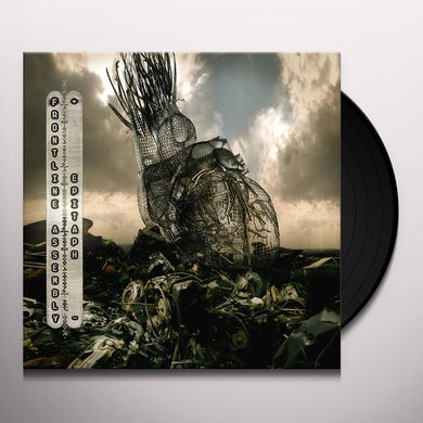 Front Line Assembly EPITAPH Vinyl Record