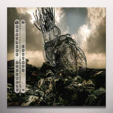 Front Line Assembly EPITAPH Vinyl Record - Colored Vinyl, Green Vinyl