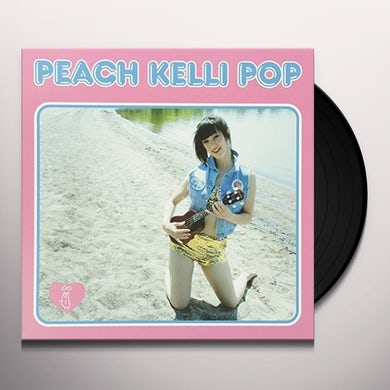 Peach Kelli Pop Vinyl Record