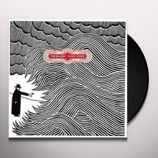 Thom Yorke ERASER Vinyl Record