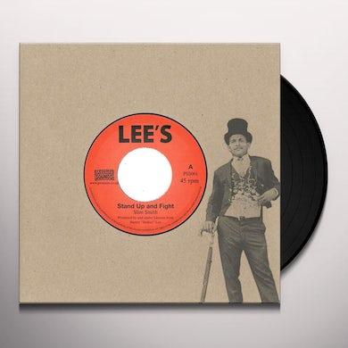Slim Smith / Aggrovators STAND UP & FIGHT / DR SEATON Vinyl Record