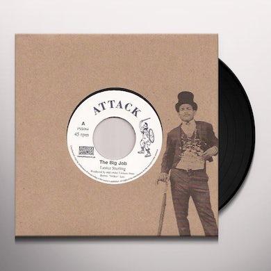 Lester Sterling BIG JOB Vinyl Record