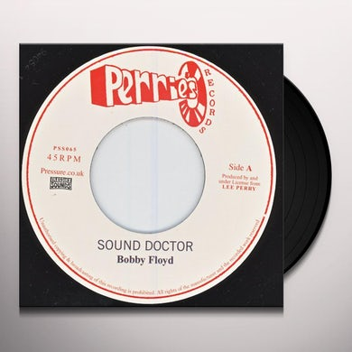 Bobby Floyd / Young Dellinger SOUND DOCTOR / WAM-PAM-PA-DO Vinyl Record