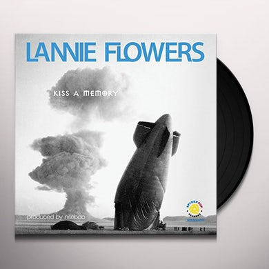 Lannie Flowers KISS A MEMORY Vinyl Record