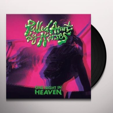 Pulled Apart By Horses ONE NIGHT IN Vinyl Record