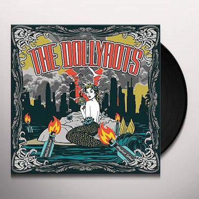 Dollyrots WHIPLASH SPLASH Vinyl Record