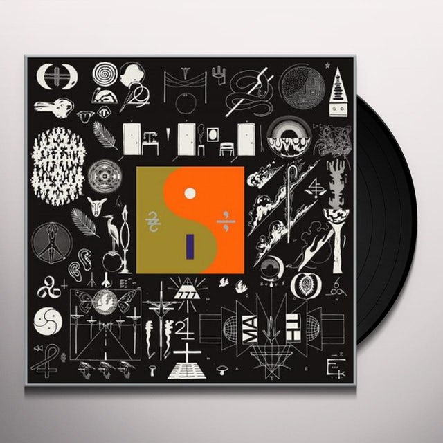 Bon Iver 22 A MILLION Vinyl Record