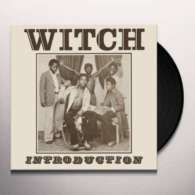 Witch INTRODUCTION (PRIVATE PRESS VERSION) Vinyl Record