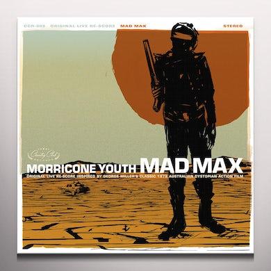 Morricone Youth MAD MAX / Original Soundtrack Vinyl Record