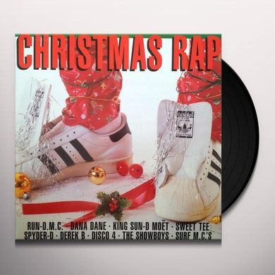 Christmas Rap / Various Vinyl Record