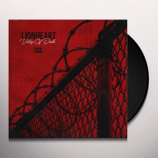 Lionheart VALLEY OF DEATH Vinyl Record