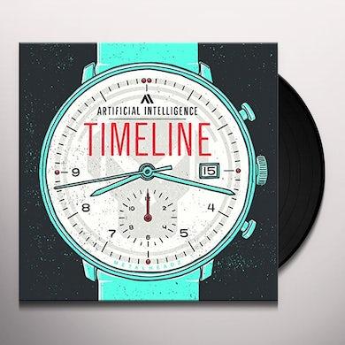 Artificial Intelligence TIMELINE Vinyl Record