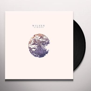 WILSEN SIRENS Vinyl Record