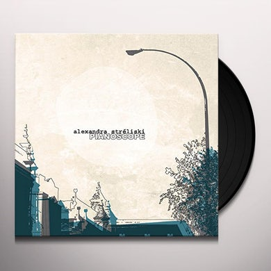 Alexandra Streliski PIANOSCOPE Vinyl Record