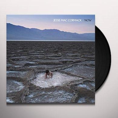 Jesse Mac Cormack NOW Vinyl Record