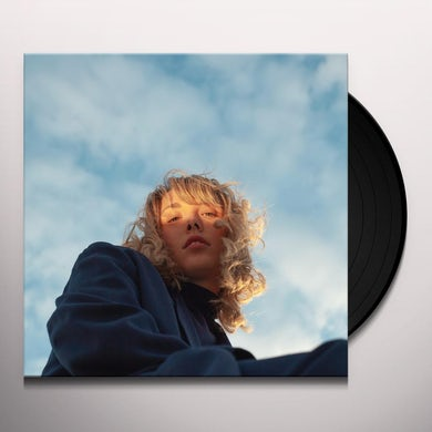 BLUE Vinyl Record