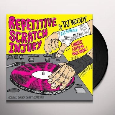 Dj Woody REPETITVE SCRATCH INJURY Vinyl Record