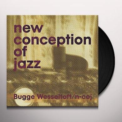 NEW CONCEPTION OF JAZZ Vinyl Record