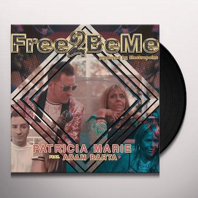 Tan Mom FREE 2 BE ME Vinyl Record