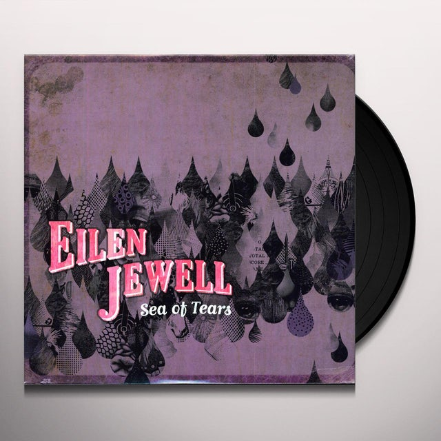 Eilen Jewell SEA OF TEARS Vinyl Record