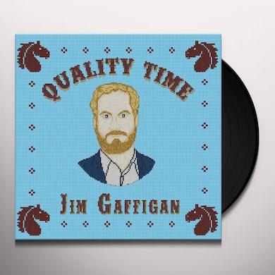 QUALITY TIME Vinyl Record