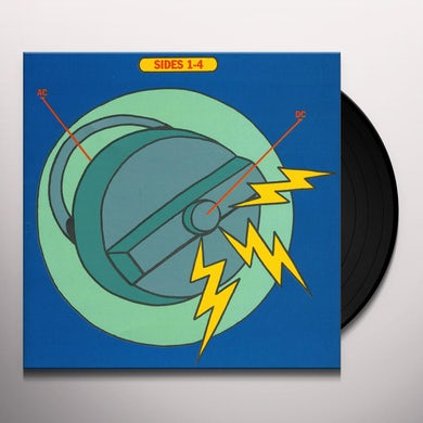 Shellac / Usmaple / Brice-Glace SIDES 1-4 Vinyl Record