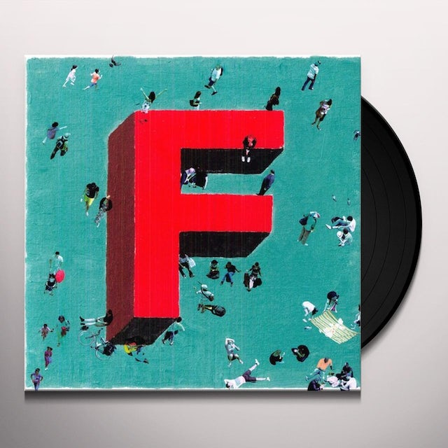 I'M From Barcelona FOREVER TODAY Vinyl Record