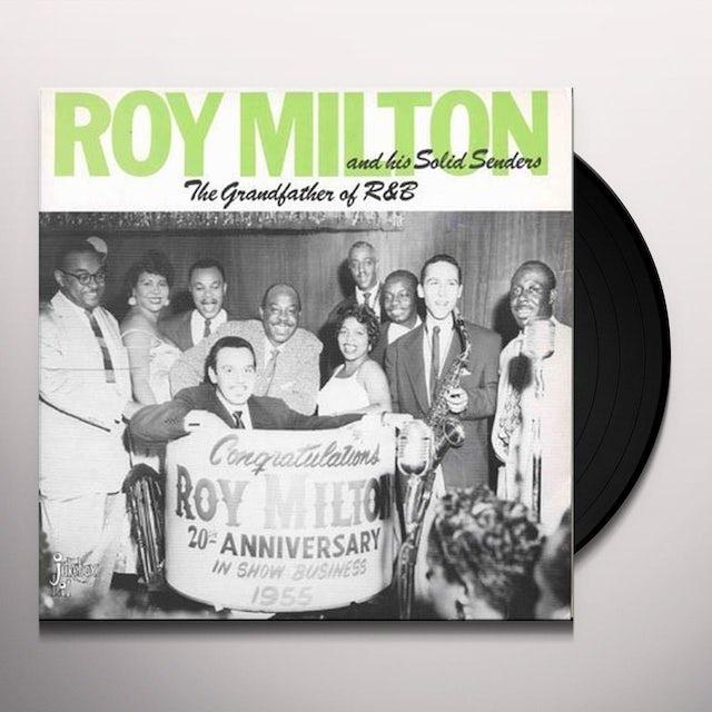 Roy Milton GRANDFATHER OF R & B Vinyl Record