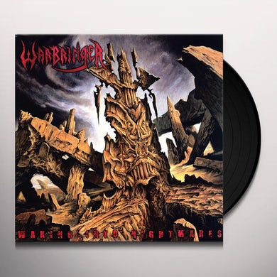 Warbringer WAKING INTO NIGHTMARES Vinyl Record