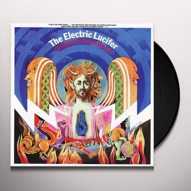 ELECTRIC LUCIFER Vinyl Record