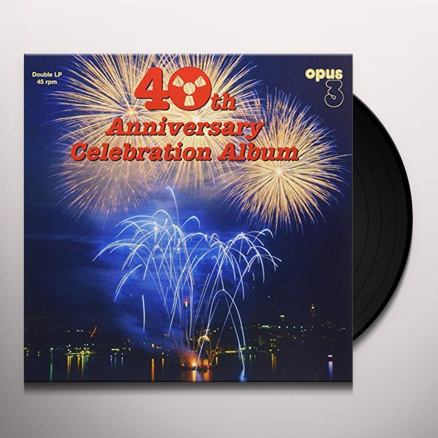 40Th Anniversary Celebration Album / Various