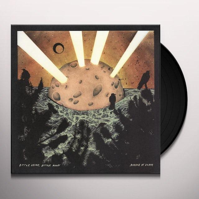 Murder By Death BITTER DRINK BITTER MOON Vinyl Record