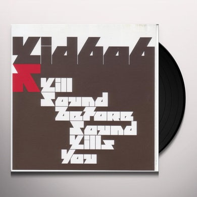 Kid606 KILL SOUND BEFORE SOUND KILLS YOU Vinyl Record